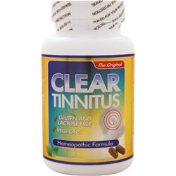 Clear Products Tinnitus 120 caps