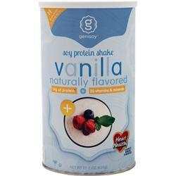 Genisoy Soy Protein Shake Vanilla 630 grams