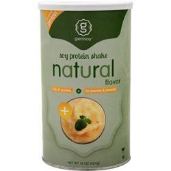 Genisoy Soy Protein Shake Natural BEST BY 11/7/15 16 oz