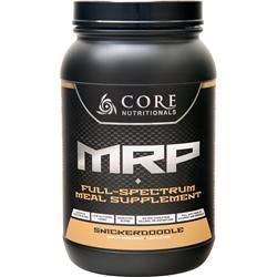 Core Nutritionals Core MRP - Meal Supplement Snickerdoodle 3 lbs