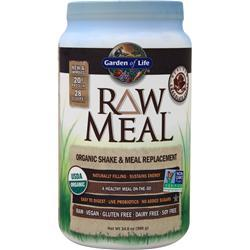 Garden Of Life Raw Meal Organic Shake Meal Replacement On Sale At