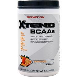 Scivation Xtend BCAAs Orange Dream 426 grams