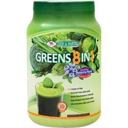 Olympian Labs Greens Protein 8 in 1 Blueberry 730 grams