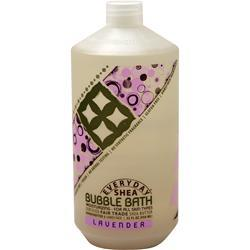 Alaffia Everyday Shea - Moisturizing Shea Butter Bubble Bath Lavender 32 fl.oz