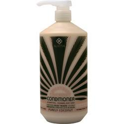 Alaffia Everyday Coconut Conditioner Purely Coconut 32 fl.oz