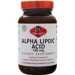 Olympian Labs Alpha Lipoic Acid (100mg) 60 caps