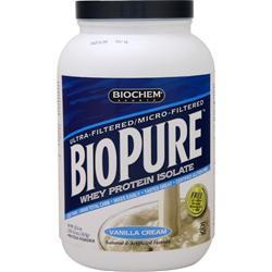 Biochem Biopure Vanilla Cream 2 lbs