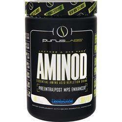 Purus Labs Amino.D. Blue Razz Lemonade 10.6 oz