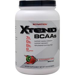 Scivation Xtend BCAAs Strawberry Kiwi 1228 grams