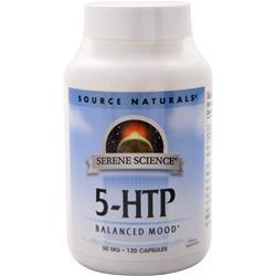 Source Naturals 5-HTP (50mg) 120 caps