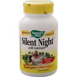 Nature's Way Silent Night 100 caps