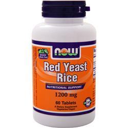 Now Red Yeast Rice (1200mg) 60 tabs