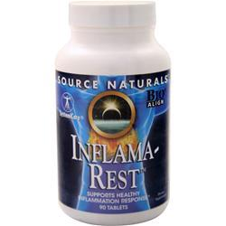 Source Naturals Inflama-Rest COX-2 Inhibitor 90 tabs