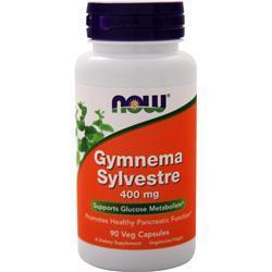 Now Gymnema Sylvestre (400mg) 90 vcaps