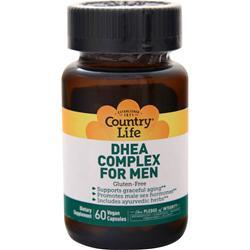 Country Life DHEA Complex for Men 60 vcaps