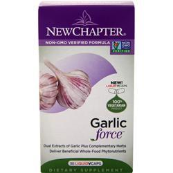 New Chapter Garlic Force 30 lcaps