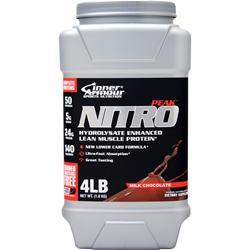 Inner Armour Nitro-PEAK Milk Chocolate 4 lbs