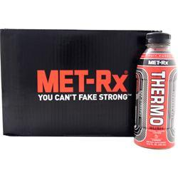 Met-Rx Extreme Thermo Rush RTD Fruit Punch 12 cans