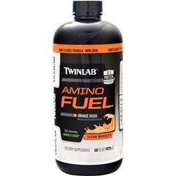 TwinLab Amino Fuel Lean Muscle Orange Rush 16 fl.oz