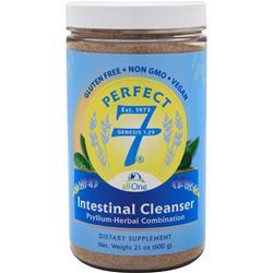 Agape Health Products Perfect 7 Intestinal Cleanser Powder 600 grams