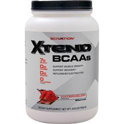 Scivation Xtend BCAAs Watermelon 1152 grams
