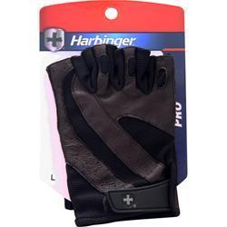 Harbinger Pro Series Glove Black (L) 2 glove