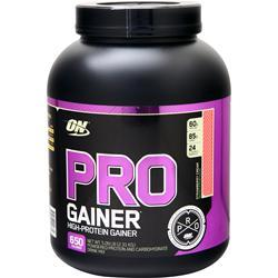 Optimum Nutrition Pro Gainer - High Protein Gainer Strawberry Cream 5.09 lbs