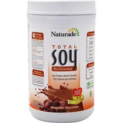 Naturade Total Soy Meal Replacement Bavarian Chocolate 2.4 lbs