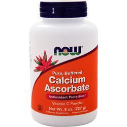 Now Calcium Ascorbate Powder 8 oz