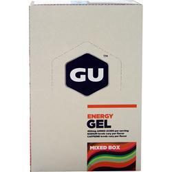 GU Energy Gel Flavor Mix 24 pckts