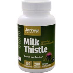 Jarrow Milk Thistle (150mg) 200 caps