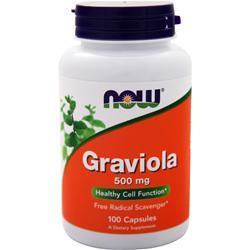 Now Graviola 100 caps