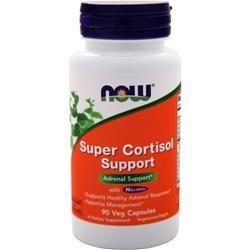 Now Super Cortisol Support 90 vcaps