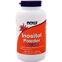 Now Inositol Powder 8 oz
