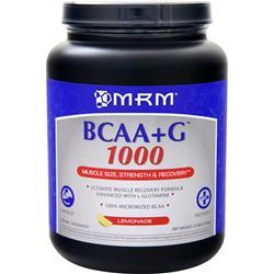 MRM BCAA plus G 1000 Lemonade 2.2 lbs