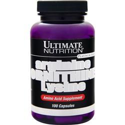 Ultimate Nutrition Arginine Ornithine Lysine 100 caps