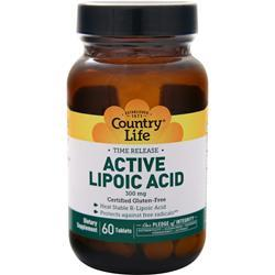 Biochem Active Lipoic Acid (300mg) - Sustained Release 60 tabs