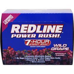 VPX Sports Redline - Power Rush Wild Grape 12 bttls