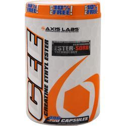 Axis Labs Creatine Ethyl Ester 396 caps