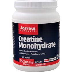 Jarrow Creatine Monohydrate Kilo Powder 1000 grams