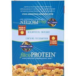 Garden Of Life Fuco Protein Bar Peanut Butter Crunch 12 bars