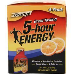 5 Hour Energy 5-Hour Energy Orange 48 bttls