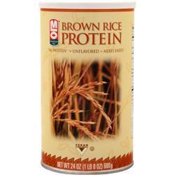 MLO Brown Rice Protein (powder)  BEST BY 11/5/16 24 oz