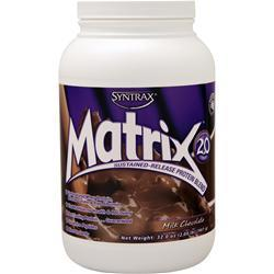 Syntrax Matrix 2.0 - Sustained Release Protein Milk Chocolate 2.17 lbs