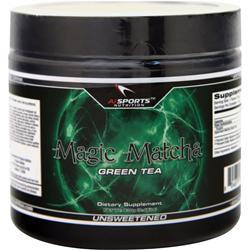 AI SPORTS NUTRITION Magic Matcha Green Tea Unsweetened 210 grams