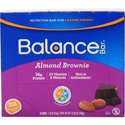 Balance Bar Balance Bar Original Almond Brownie 6 bars