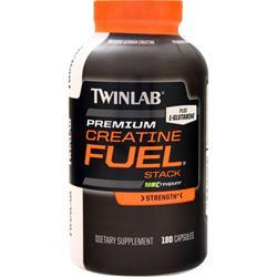 TwinLab Creatine Fuel Stack 180 caps