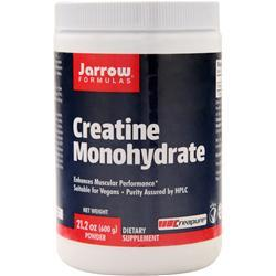 Jarrow Creatine Monohydrate 600 600 grams