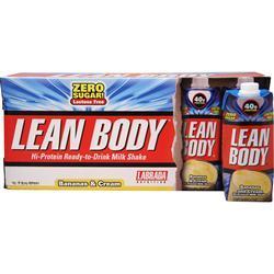 Labrada Lean Body RTD (17 fl. oz.) Bananas & Creme 12 cans