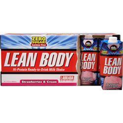 Labrada Lean Body RTD (17 fl. oz.) Strawberry & Cream 12 cans